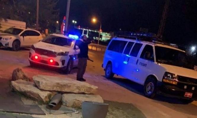 قلنسوة: إصابة متوسّطةلشاب تعرّض لجريمة إطلاق نار