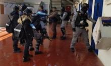 """18 أسيرا يشرعون بالإضراب عن الطعام في سجن """"جلبوع"""""""