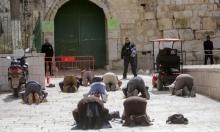 فرض الإغلاق على أحياء مقدسية... وتشديد قبضة الشرطة برمضان