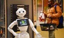 روبوتات بدل الإنسان في توصيل البضائع تجنبًا لكورونا