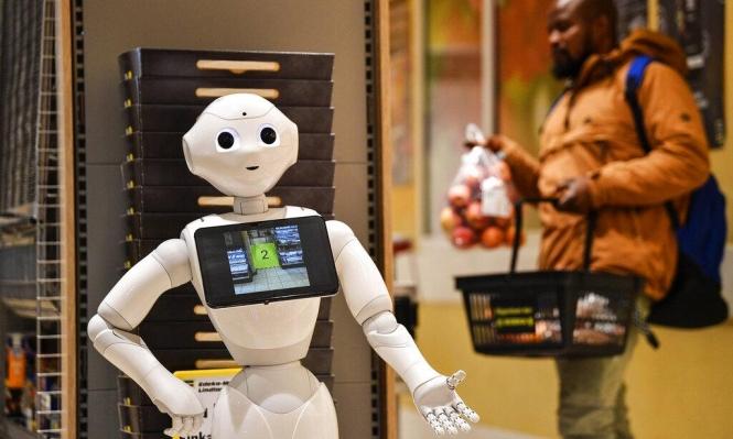 روبوتات بدل الإنسان في توصيل البضائع تجنبًا لكورونا | علوم وتكنولوجيا | عرب 48