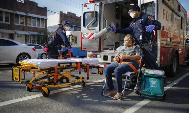كورونا: مليوناو206 آلاف إصابة بالعالم..2296 وفاة بأميركا و847ببريطانيا