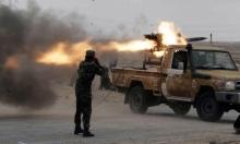 ليبيا: الوفاق تتقدم جنوبي طرابلس وحفتر يقصف مطار معيتيقة