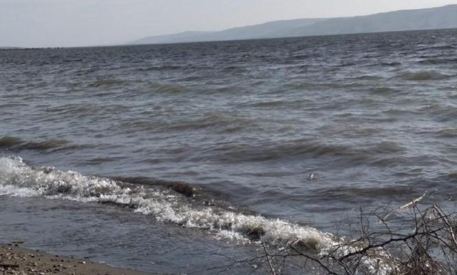 14,5 سنتيمترا لامتلاء بحيرة طبرية