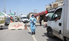 الصحة الفلسطينية: إصابات كورونا الموثقة بقلنديا وكفر عقب 16 حالة فقط