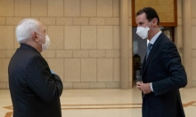ظريف يبلغ الأسد: سنناقش مستقبل الدستور السوري قريبا
