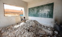 سوريّة: عائلات تعيش في مدرستين لم تسلما من قصف النظام