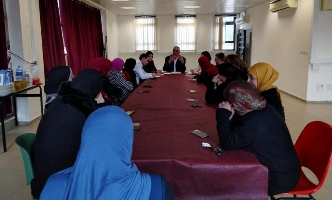 اللجنة القطرية لأولياء أمور الطلاب العرب تقرر عدم إعادة الطلاب للمدارس