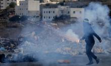 إصابة شاب برصاص الاحتلال الحي قرب رام الله