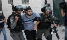 الاحتلال يعتقل 8 فلسطينيين من الضفة ويتوغل في غزة