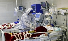 """إيران: 93 وفاة جديدة والحكومة تدعي تجاوزها """"مرحلة الخطر"""""""