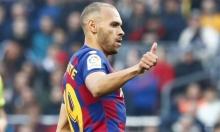 برايثوايت يرد على إمكانية مغادرة برشلونة!
