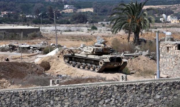 مصر تبني جدارا إلكترونيًا على الحدود مع قطاع غزة