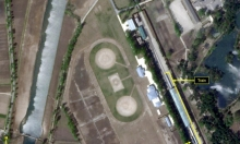 صور أقمار صناعية لقطار يرجح أنه لكيم أون تكشف عن موقعه الحالي