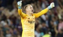برشلونة يوقف مفاوضات تجديد عقد شتيغن