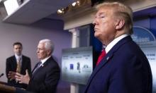 مساعدو ترامب يوجهونه للحديث عن الاقتصاد بدل نصائحه حول كورونا