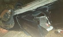 مصرع طفلة وشاب وإصابة آخرين في حادث طرق جنوبي نابلس