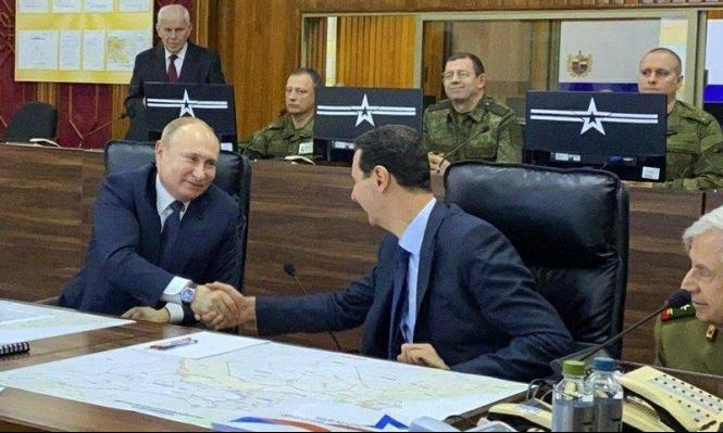 """بيان روسي حاد عن """"شائعات حول سورية"""" يستثني الأسد"""