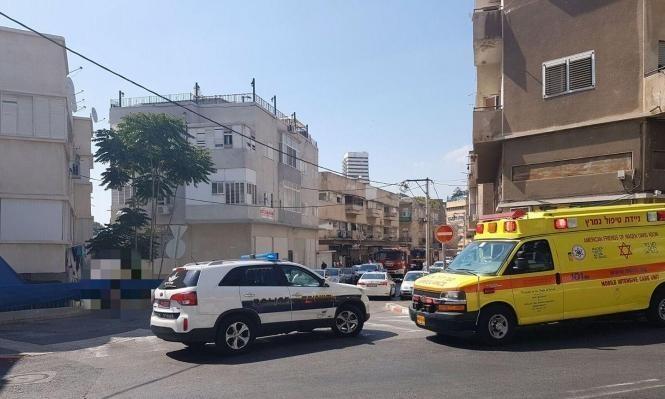 الناصرة: إصابة في جريمة إطلاق نار