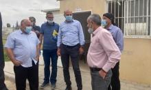 النقب: عدد المصابين بفيروس كورونا 115