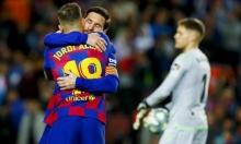 برشلونة يريد ضم مدافع سان جيرمان