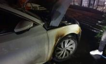 شعب: إضرام النار بسيارة رئيس المجلس