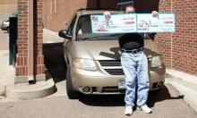مواطن أميركي يفوز بجائزتين بقيمة 2 مليون دولار في يوم واحد