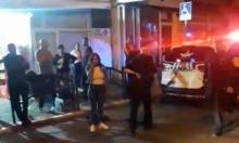 حيفا: الشرطة تعتقل 3 أشقاء وتفتش منزلهم بالقوة