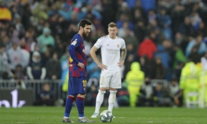 أندية إسبانيا لكرة القدم تبدأ فحوصات كورونا لاستئناف التدريبات