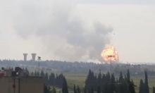 انفجار ضخم في قاعدة عسكرية سورية قرب حمص