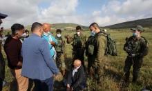 الاحتلال يصادر أراض فلسطينيّة لإقامة مقبرة للمستوطنين