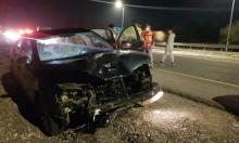مصرع شخص و3 إصابات بينها خطيرة بحادثي طرق بالجنوب