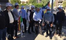 السلطات المحلية الدرزية والشركسية تباشر بالإضراب