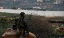 رصد اقتراب شخصين من السياج الحدودي مع لبنان