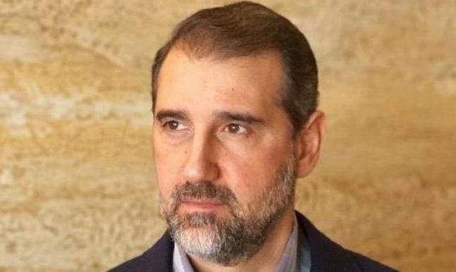 """مخلوف يحذر الأسد من """"عقاب إلهي حتمي"""""""