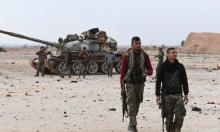 """سورية: مقتل 9 عناصر من قوات النظام بعد أن """"خُطِفوا"""""""