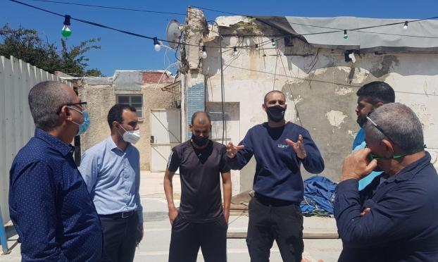 عكا: تفاهمات حول قضية مسجد البرج