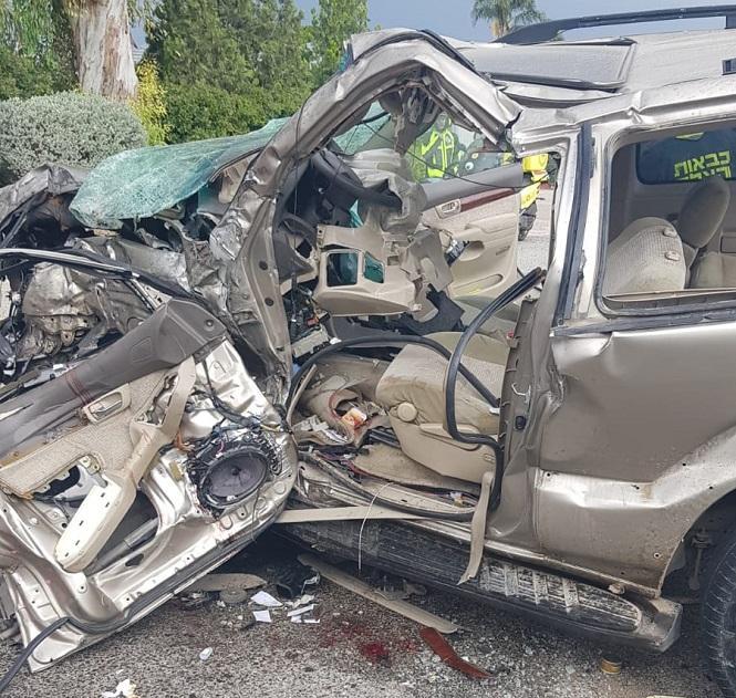 3 إصابات بينها خطيرة في حادث طرق قرب طبرية