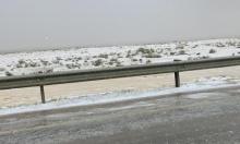 برق ورعد وأمطار غزيرة في مختلف أنحاء البلاد