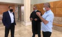 المحكمة تنظر في قضية مقبرة السرايا الإسلامية بصفد