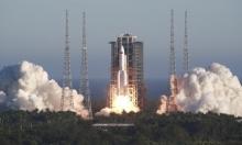 الصين تطلق مركبة فضائية جديدة