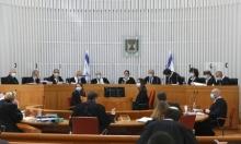 مندلبليت للعليا الإسرائيلية: ليس هناك مجال لإلغاء الاتفاق الائتلافي