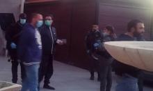 الاحتلال يشن حملة اقتحامات واعتقالات في القدس