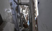 المرصد: 14 قتيلا بغارات إسرائيلية على منطقتي دير الزور وحلب