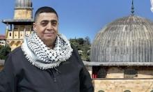 سلطات الاحتلال تُعيد اللواء النتشة للتحقيق رغم قرار الإفراج عنه