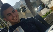 مصرع الشاب سعيد زهر في انقلاب دباب قرب الناصرة