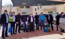 كورونا في المجتمع العربي: عدد المصابين العرب 1,025 وعدد المتعافين 442