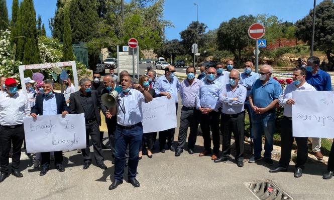 إضراب السلطات المحلية العربية يتواصل ومشاورات بشأن العودة للمدارس