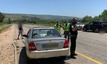3 إصابات خطيرة في حادث طرق بالجليل الأعلى