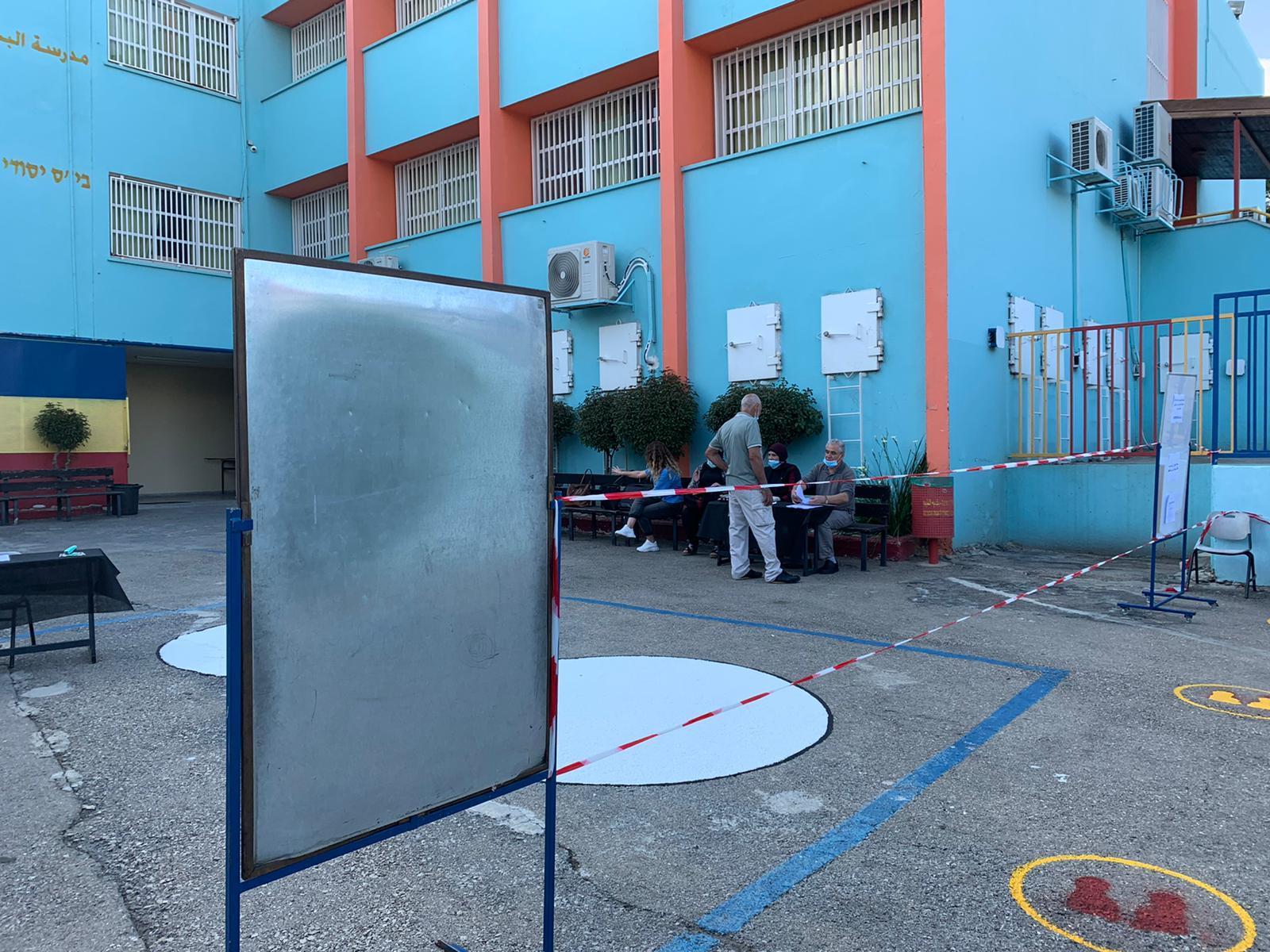 مدارس الطيبة: عودة بلا طلاب